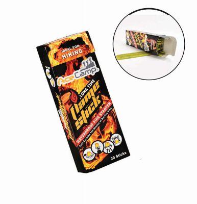 ACECAMP - Acecamp 3512.1 Flame Stick, Çıra (20 Adet)