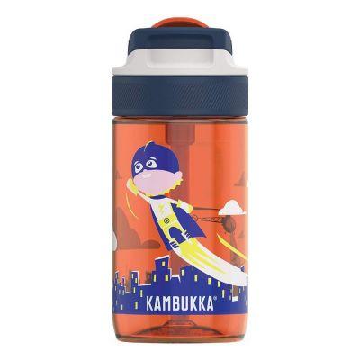 KAMBUKKA - Kambukka Lagoon Çocuk Matarası 400ml, Flying Superboy